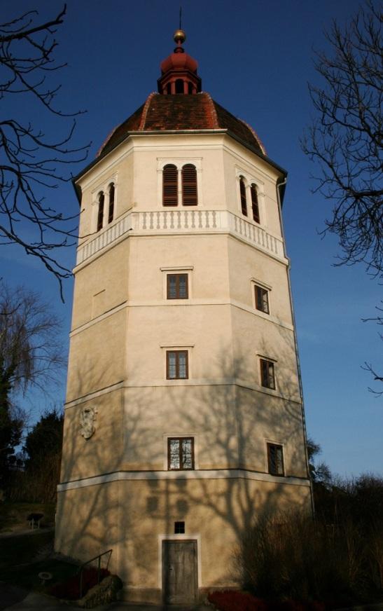 The Liesl bell tower